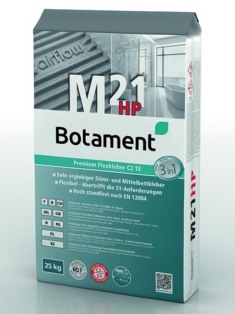 Produktbild BOTAMENT® M 21 HP 25 kg Papiersack