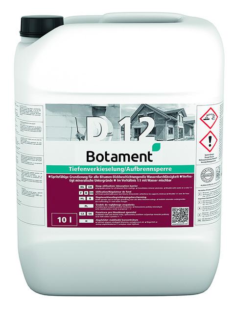 BOTAMENT® D 12