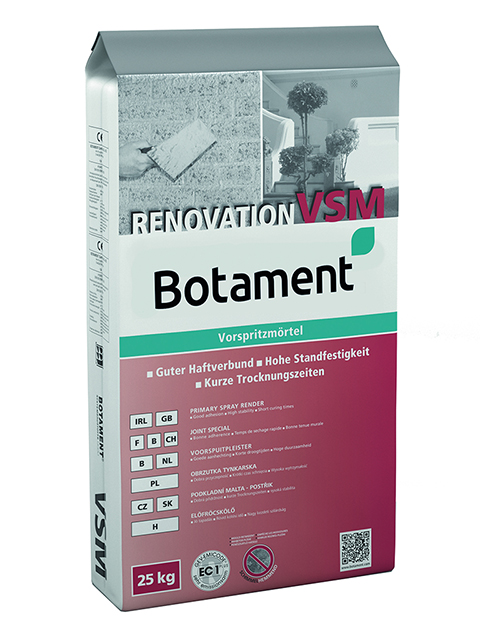 Produktbild BOTAMENT® Renovation VSM