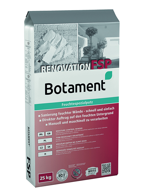 Produktbild BOTAMENT® Renovation FSP