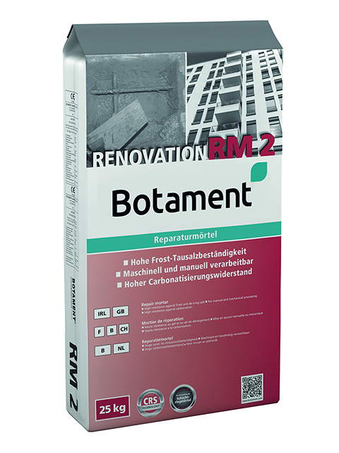Produktbild BOTAMENT® Renovation RM 2