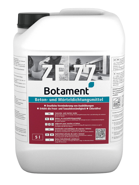 Produktbild BOTAMENT® ZF 77