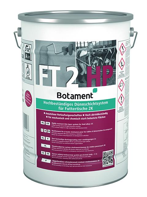 Produktbild BOTAMENT® FT 2 HP