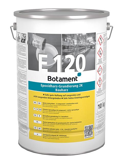 Produktbild BOTAMENT® E 120 B-Komponente