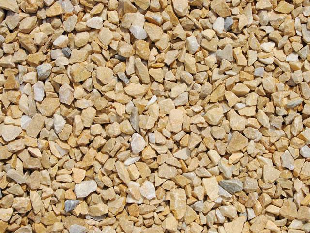 Marmorsplitt, Gold-Ocker