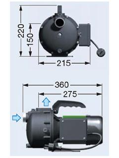 kessel regenwasserfilter system 400 industriedatenpool. Black Bedroom Furniture Sets. Home Design Ideas