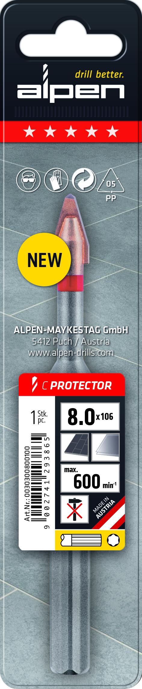 ALPEN C Protector