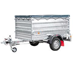 Pongratz Anhänger EPA 206/12 G-STK Set