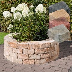 Mr. Gardener Trapezmauer