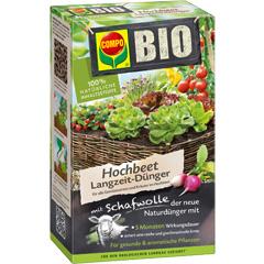 Compo Bio Hochbeetdünger mit Schafwolle