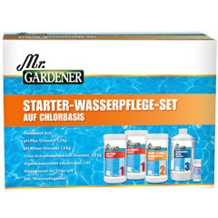 Mr. Gardener Wasserpflegeset
