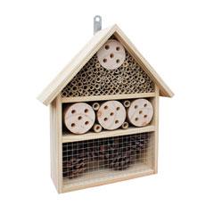 Bienen Beobachtungskasten Habau 21,5x20,5x37,5cm