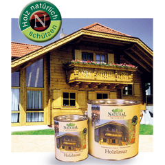 NATURAL Holzlasur