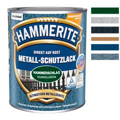 Hammerite Metall-Schutzlack, Hammerschlag