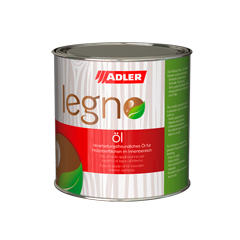 Adler Legno-Öl Farblos & Weiß