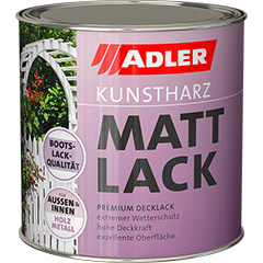 Adler Kunstharz Mattlack