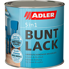 Adler 5in1 Buntlack