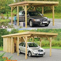 Hagebau Mr Gardener Carport Bremen Baustoffkataloge