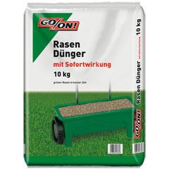 GO/ON Rasendünger mit Sofortwirkung