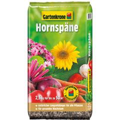Gartenkrone Hornspäne