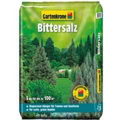 Gartenkrone Bittersalz