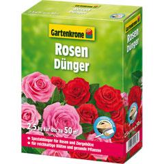 Gartenkrone Rosendünger