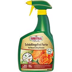 Naturen Bio Schädlingsfrei Forte Rosen- und Zierpflanzenspray
