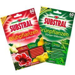 Substral Düngestäbchen