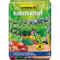 Gartenkrone Kalkstickstoff