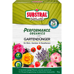 Substral Performance Organics Gartendünger