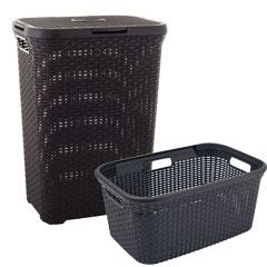 CURVER STYLE Wäschebox oder Wäschekorb