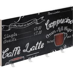 HETTICH Motivgarderobe Coffee Shop
