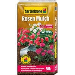 Gartenkrone Rosenmulch