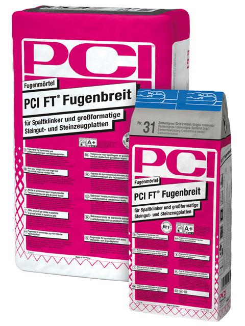 PCI FT® Fugenbreit