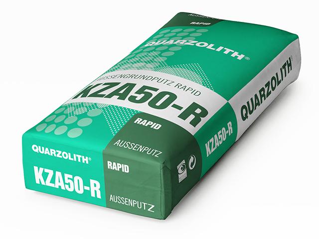 Produktbild Quarzolith Außengrundputz RAPID KZA50-R