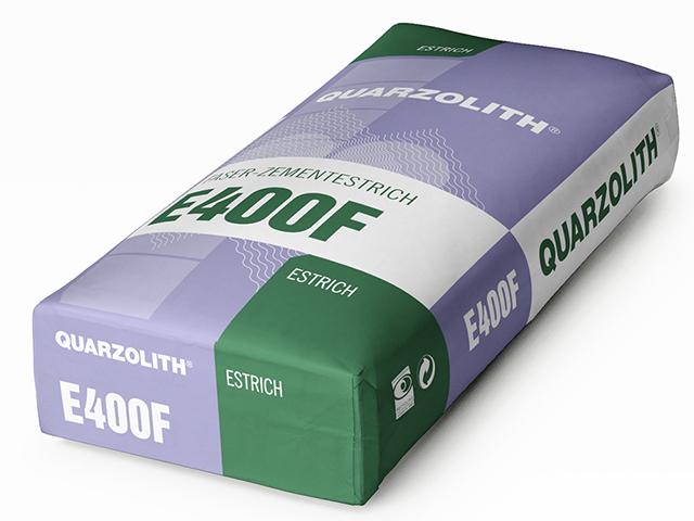 Produktbild Quarzolith Zementestrich E400F