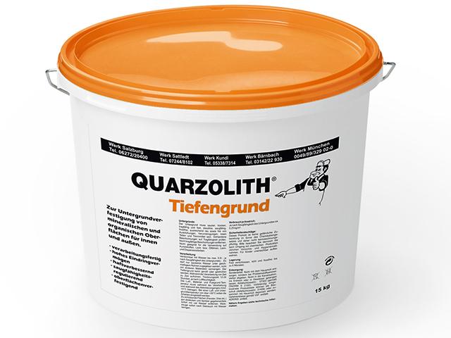 Produktbild Quarzolith Tiefengrund